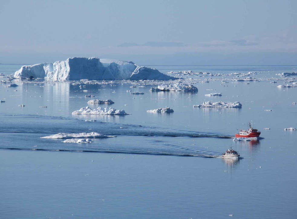 Greenland: fishing, like hunting, continues to play a pivotal role in island life