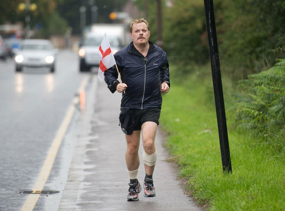 Eddie Izzard, whose 27 marathons in South Africa, run over 27 consecutive days, will feature on the new online-only BBC3