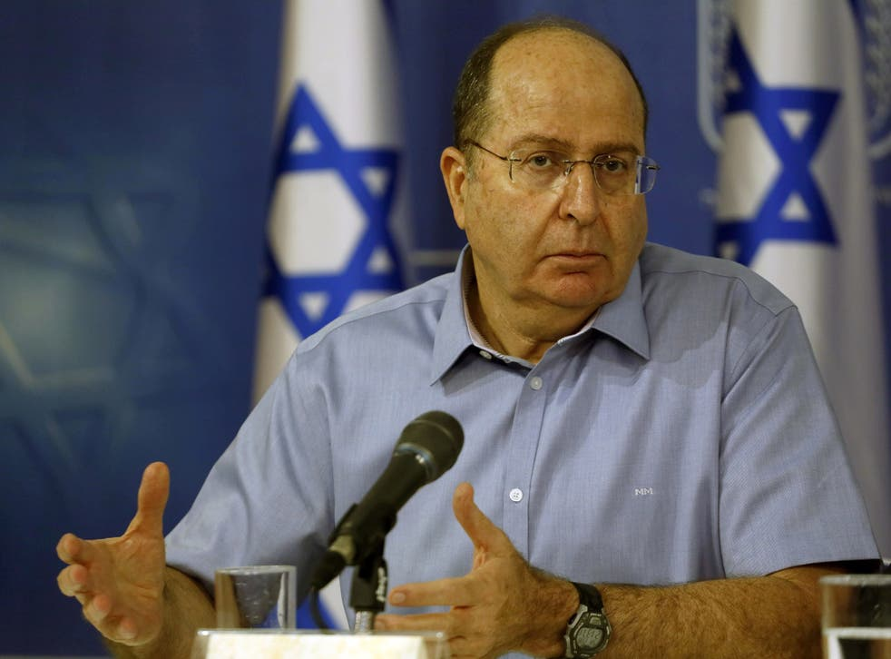 Defence minister Moshe Ya'alon warned about a potential nuclear arms race brewing in the Middle East