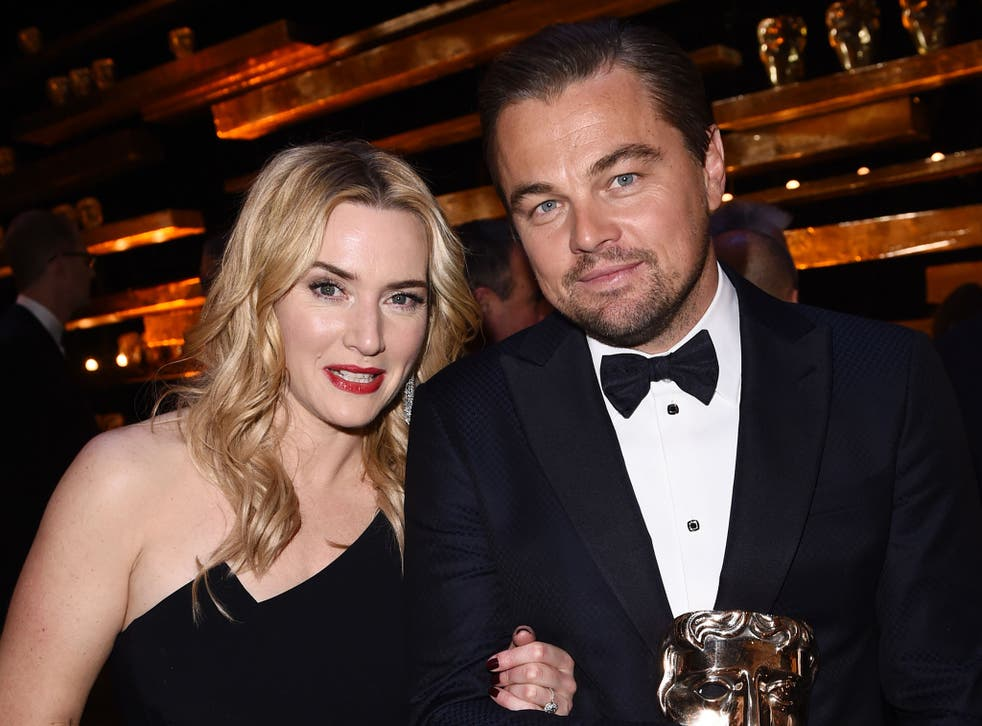 Kate Winslet and Leo DiCaprio