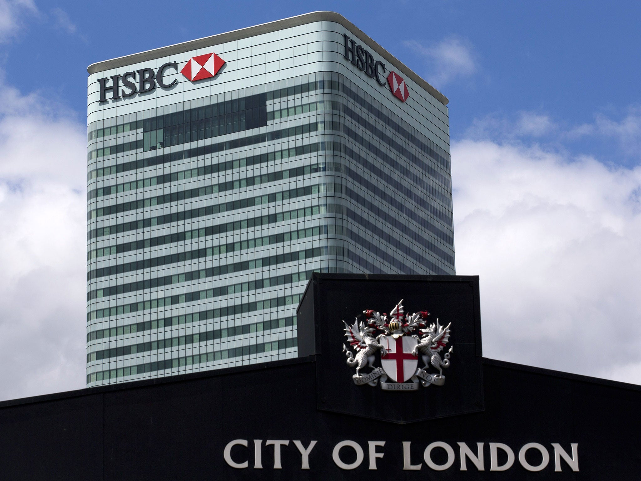 hsbc profits down 86 after big losses from brazilian bank sale