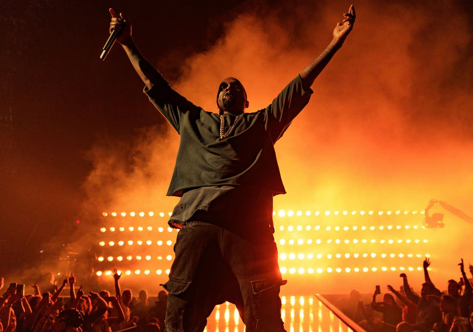 Kanye West album The Life of Pablo is finally streaming on Spotify