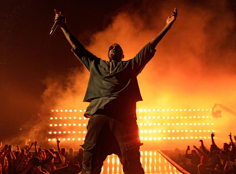 Kanye West has expressed his desire to take over the world many, many times