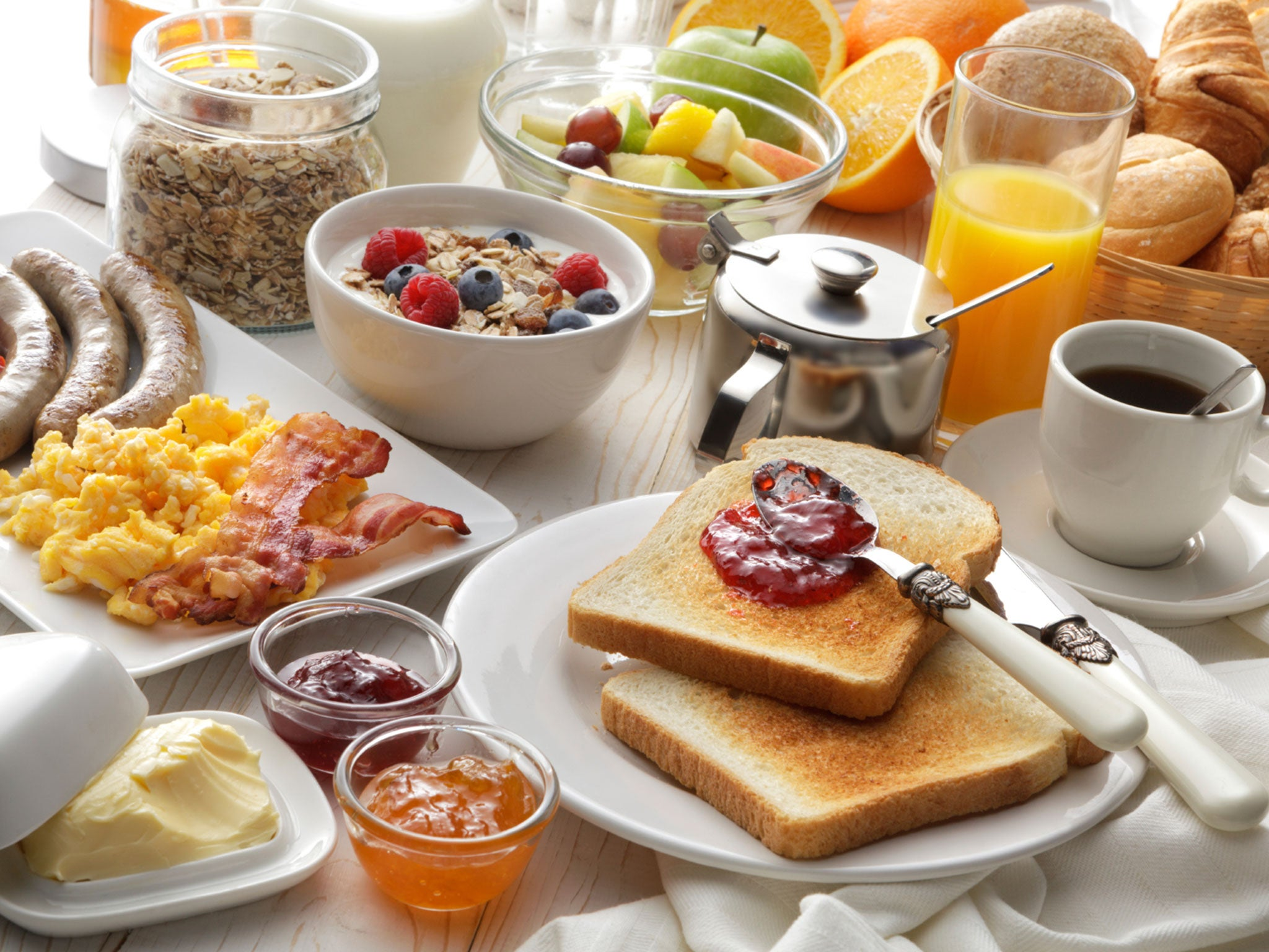 Should I Eat Breakfast Health Experts On Whether It