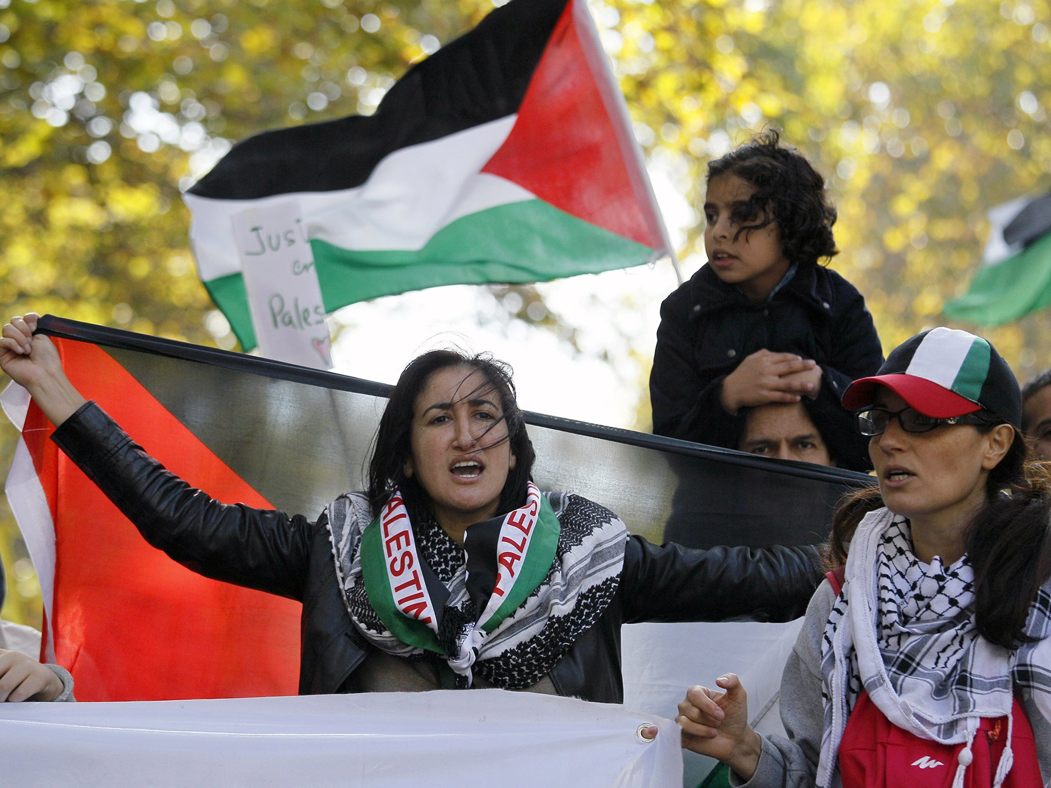 The boycotting of Israeli goods is to become a criminal offence