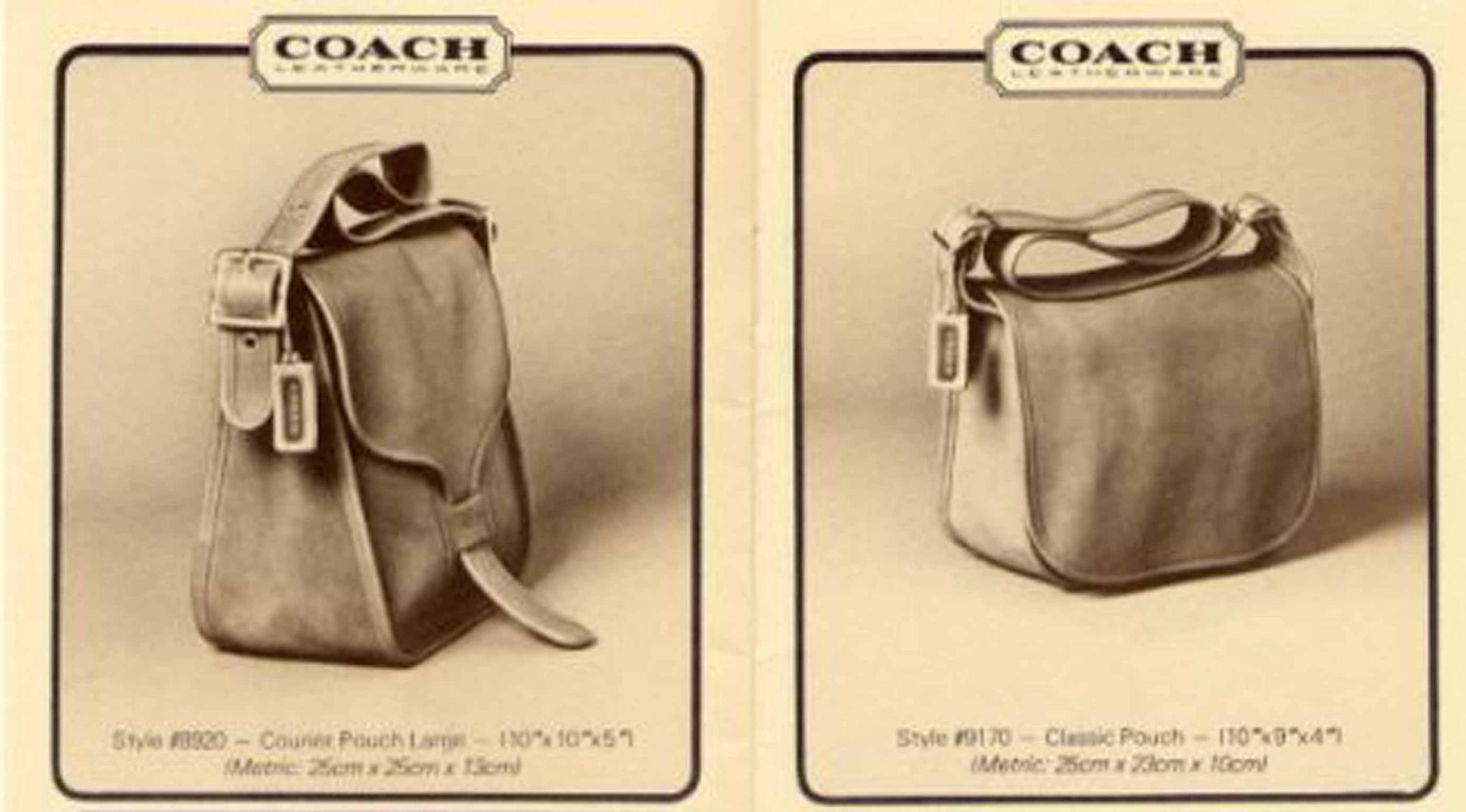 Coach at 75  Why have so few Brits heard of  America s Hermès ... 1155a1e953