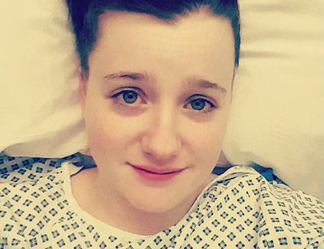 Woman diagnosed with cervical cancer at 24 shares her symptoms online to help others
