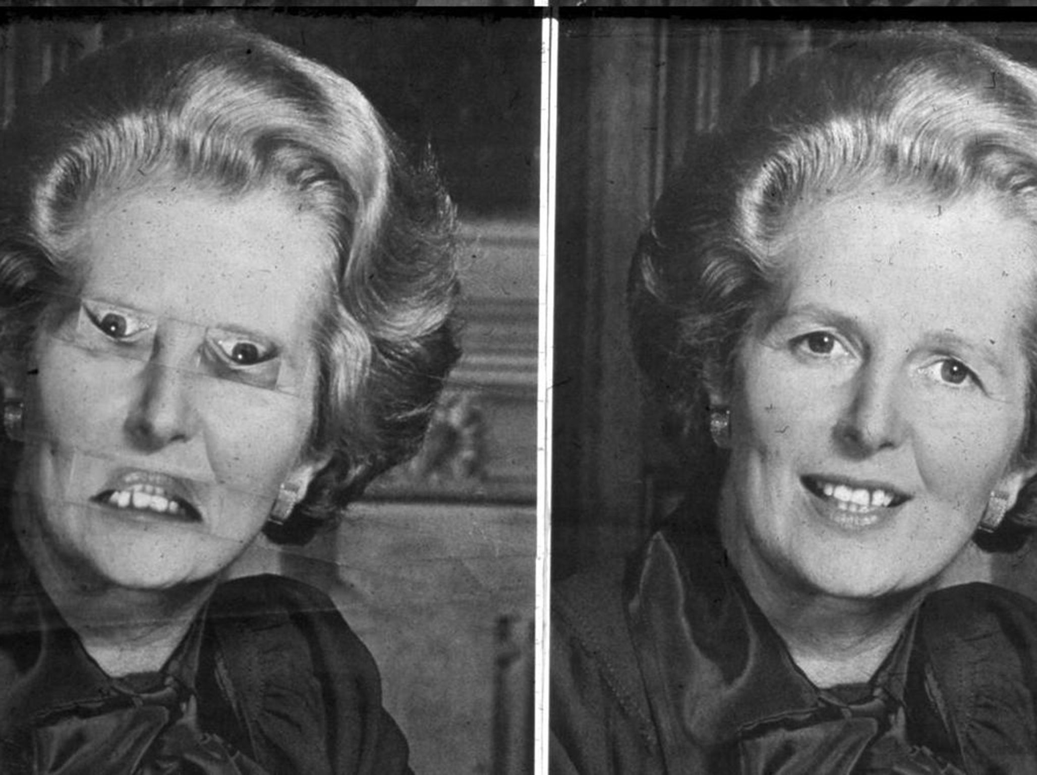 Thatcher effect: The 35-year-old optical illusion that will work on almost anyone