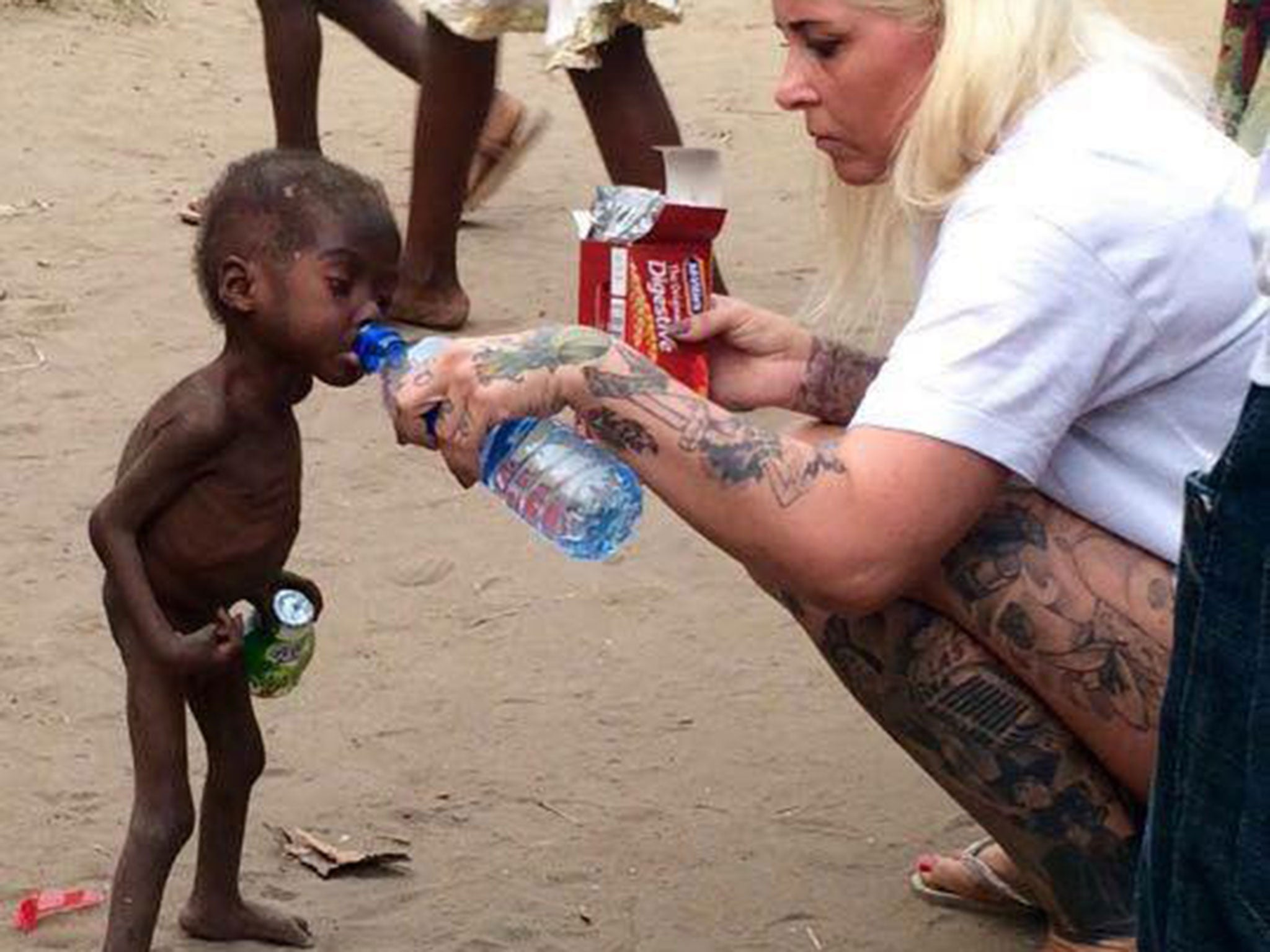 What The Nigerian 'witch' Boy Looks Like Now, Eight Weeks After He Was  Rescued  The Independent