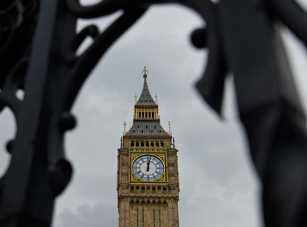 There has been a security alert at the Palace of Westminster