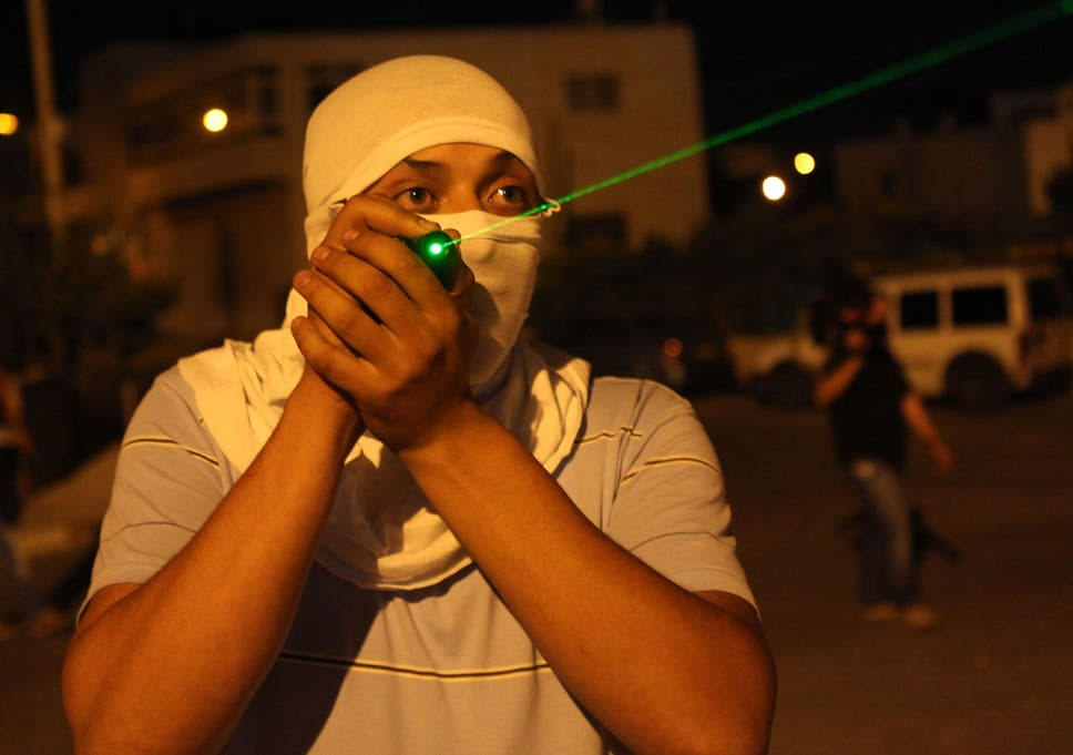 A Laser Pointer Has The Potential To Do Serious Harm