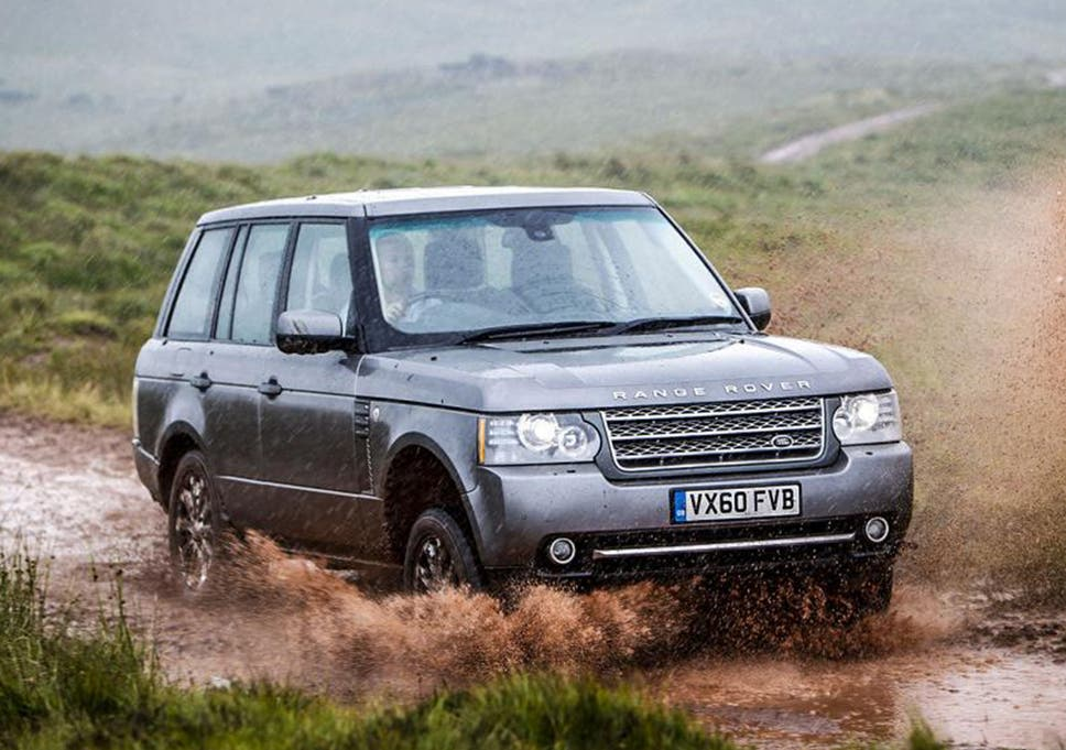 Top five 4x4s for winter: From Ford Kuga to the Range Rover | The