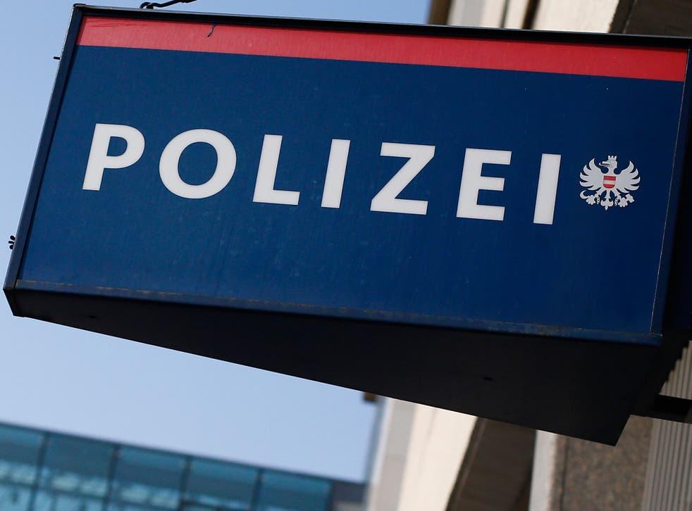 Austrian police are investigating