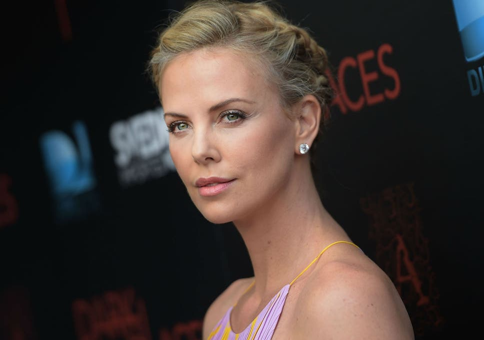 charlize theron twitter