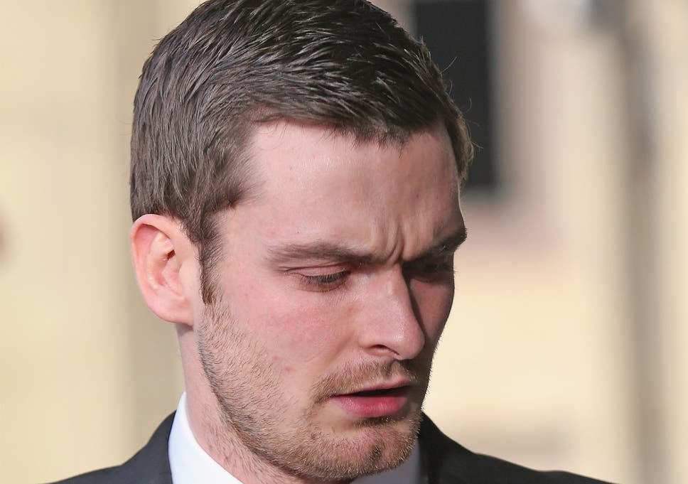 Adam Johnson arrives at Bradford Crown Court for day three of the trial