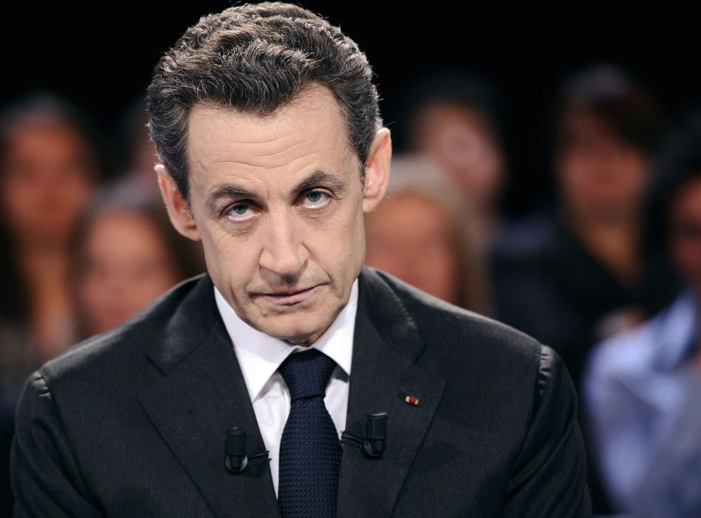 Nicolas Sarkozy has repeatedly denied knowledge of his campaign's overspending