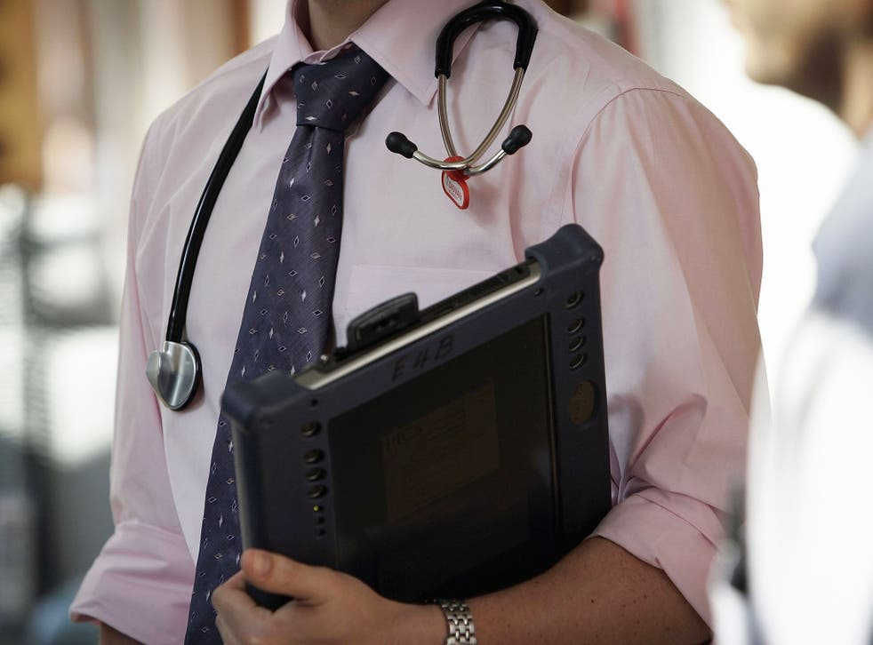 The NHS is reliant on staff from the EU and elsewhere, and that demand is only likely to increase