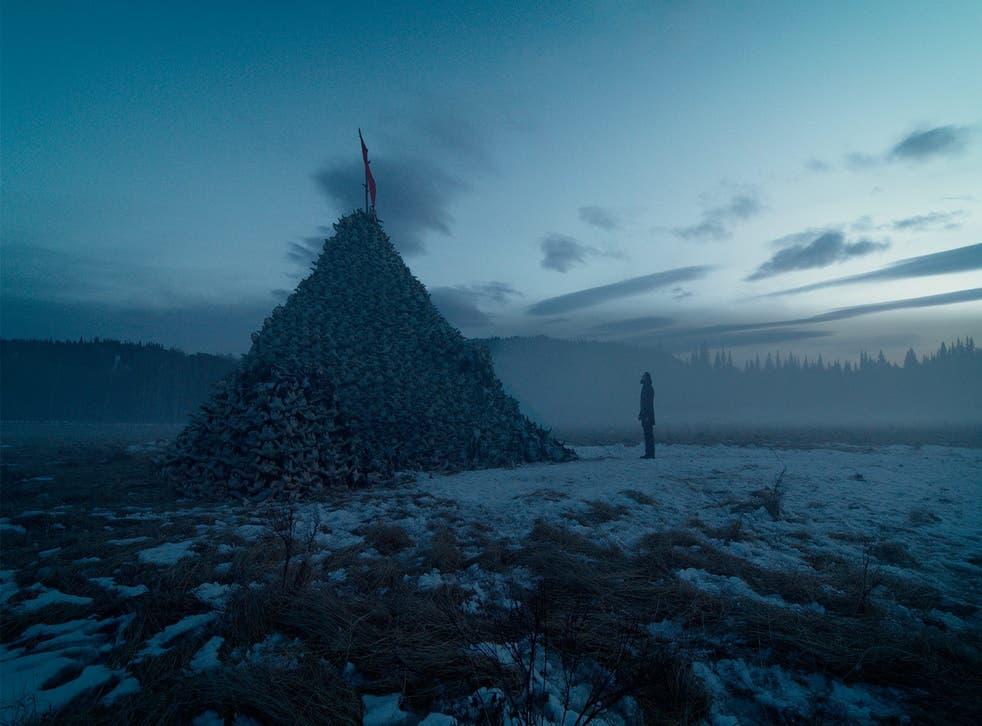 The Revenant, which Emmanuel Lubezki shot digitally using natural light before adding lighting elements in postproduction.
