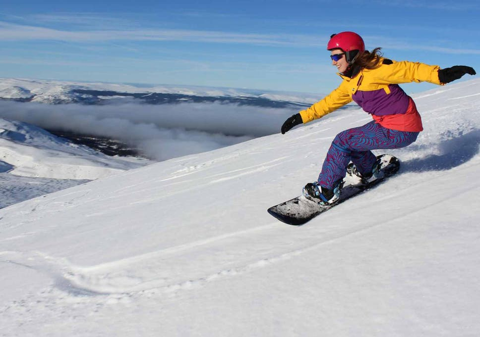 d36a5e7315 Skiing in the UK  From snowy Scottish mountain resorts to Pennine pistes  and indoor ski centres
