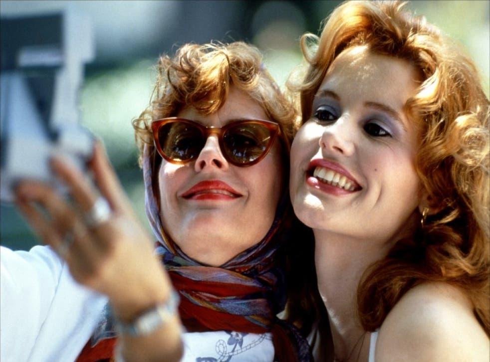 1991 film 'Thelma and Louise' starring Susan Sarandon and Geena Davis