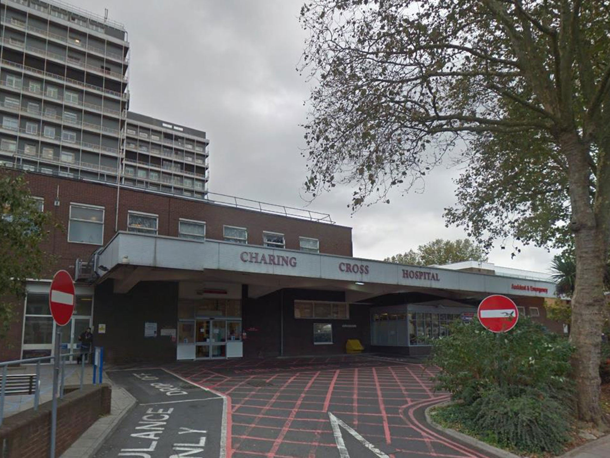 Sexual health clinic london charing cross hospital