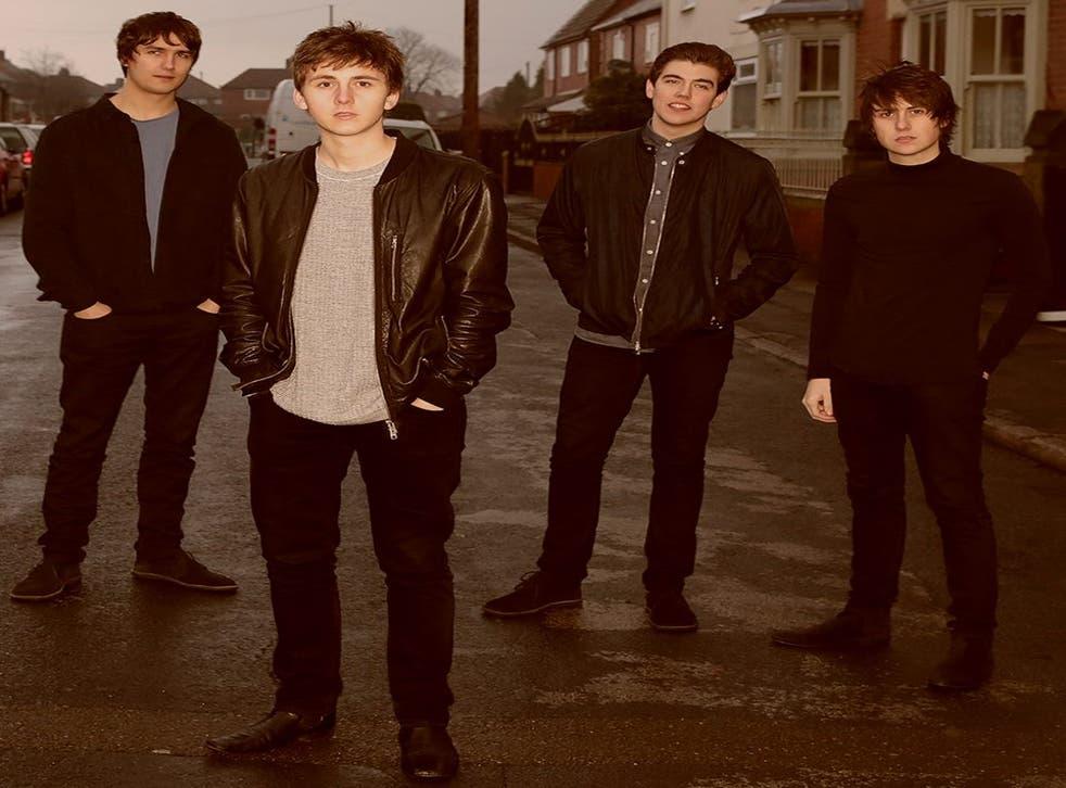 The Sherlocks/Press image