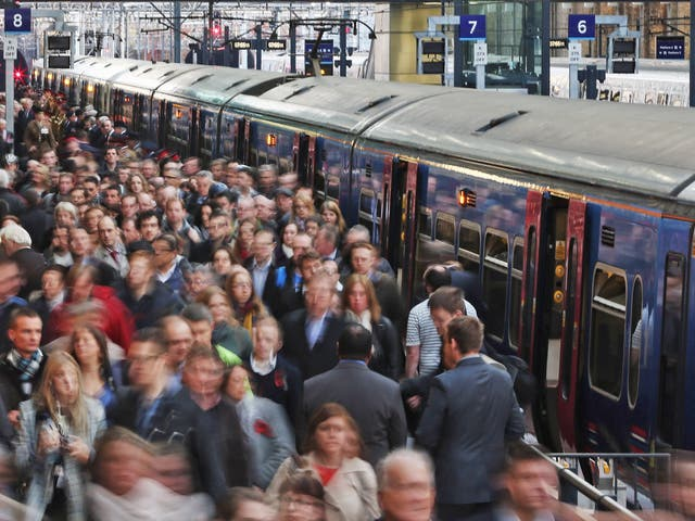 Which? surveyed 6,986 commuter and leisure passengers