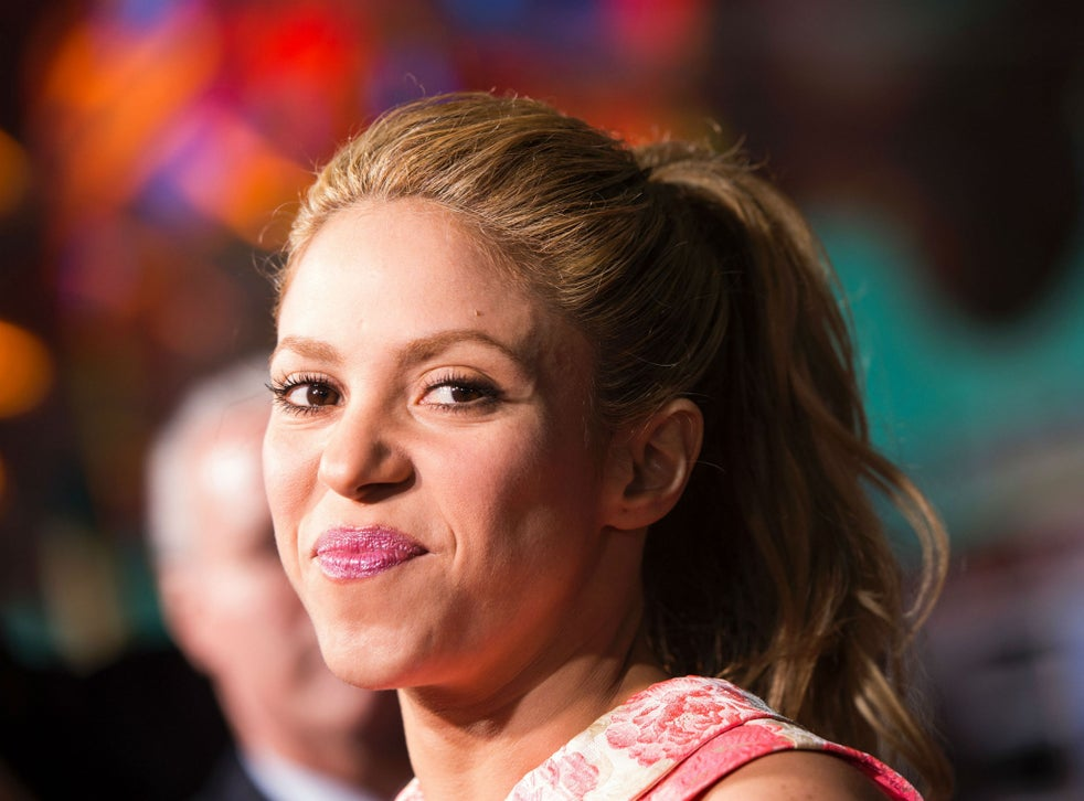 Shakira Demanded Disney Give Her Cartoon Zootopia Character Bigger Hips The Independent The Independent