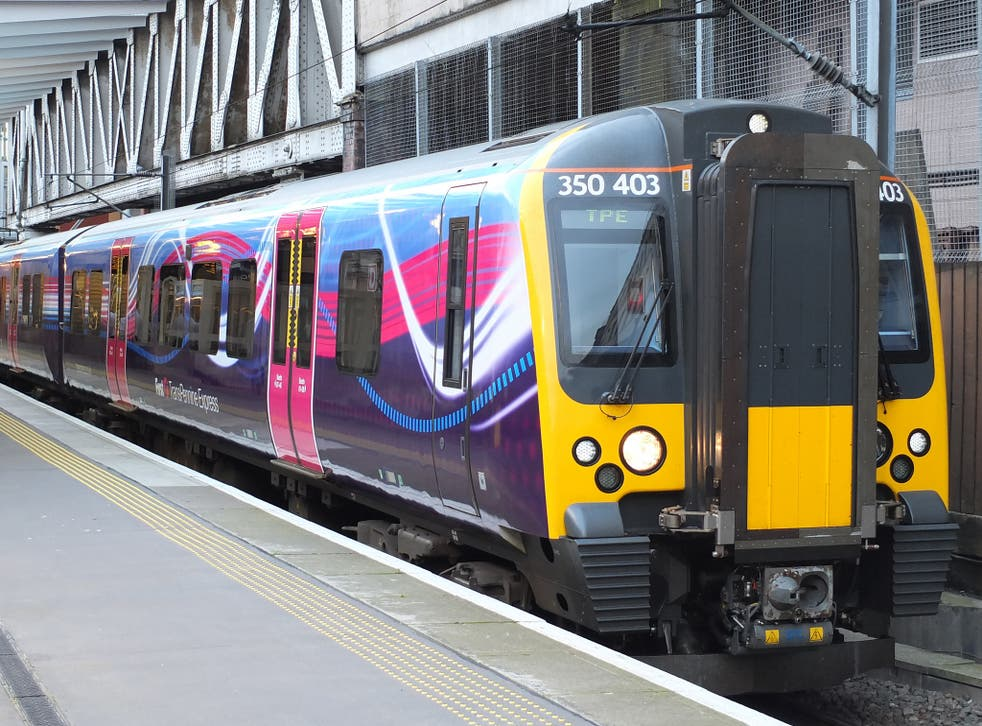 TransPennine Express: One of FirstGroup's rail franchises