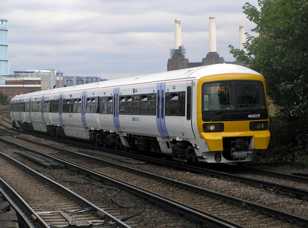 Passengers accused the train company of violating the woman's privacy
