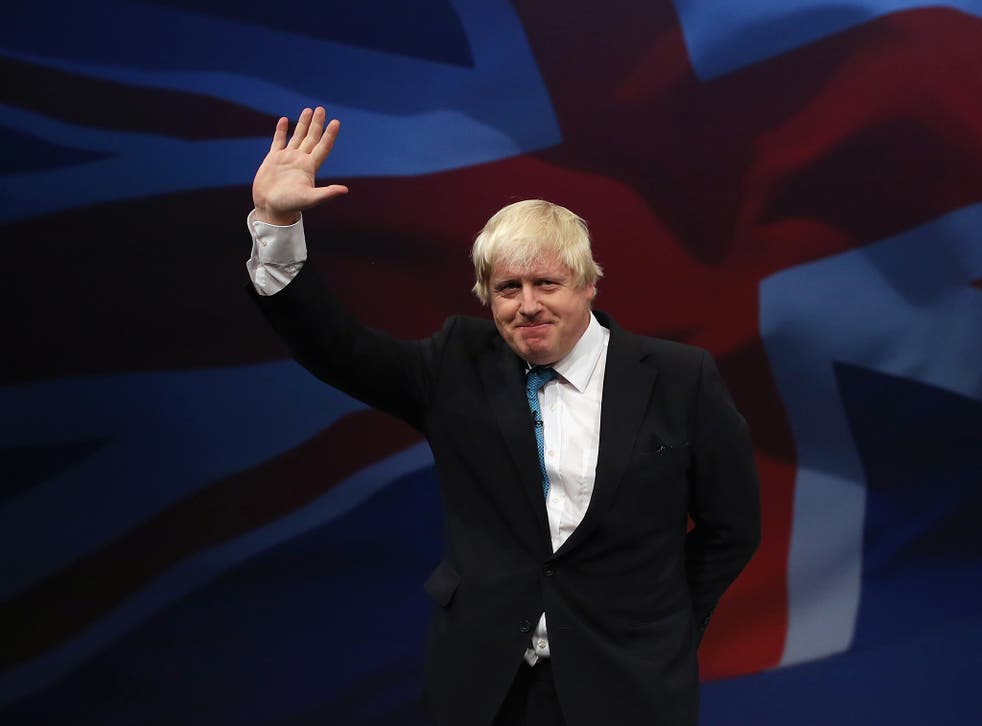 The Mayor of London will soon have to make up his mind which side he is going to back