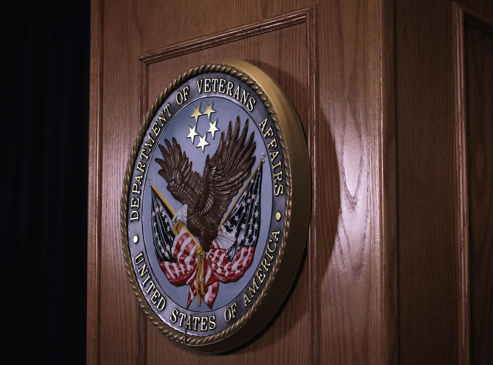 The Department of Veterans Affairs found that calls to its suicide hotline were going to voicemail.