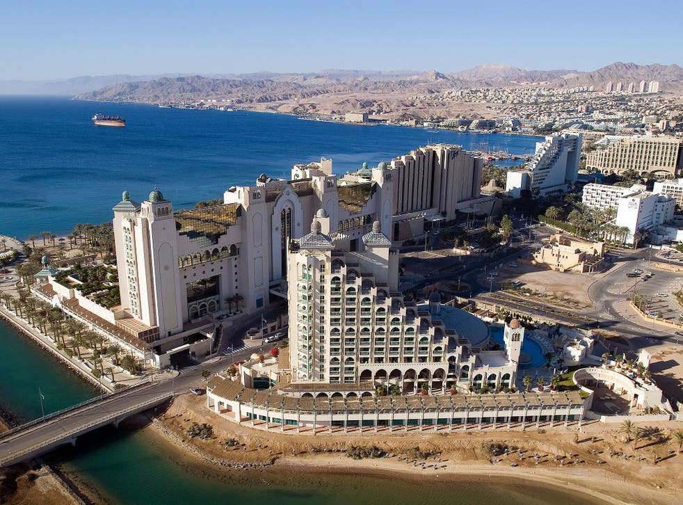 Up to 80 per cent of the labour force in Eilat works in tourism