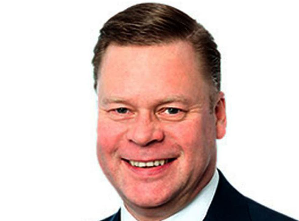 Iain Conn, chief executive of Centrica