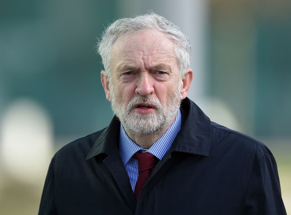 Labour leader Jeremy Corbyn was elected in September 2015