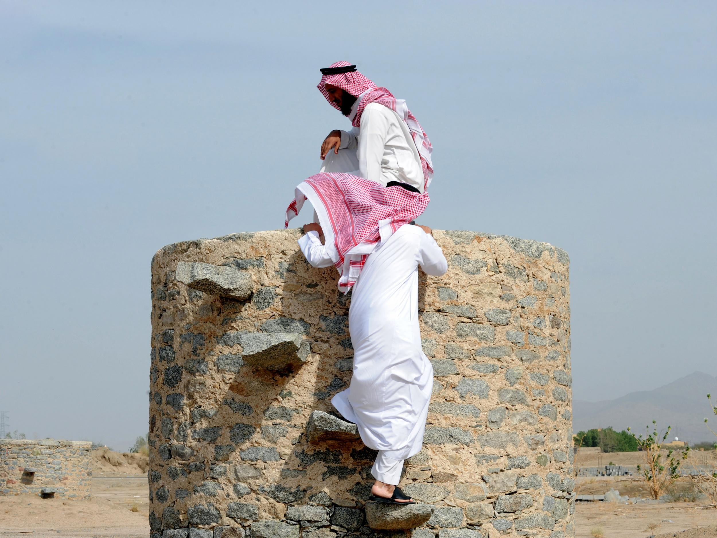 Saudi Arabia Is Running Out Of Water The Independent