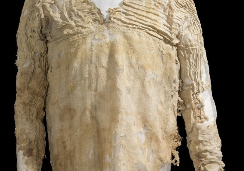 World's oldest dress found to date back 5,500 years | The Independent