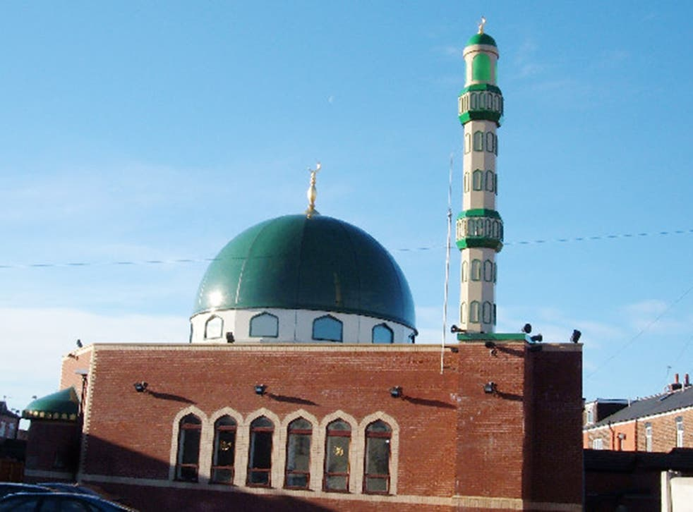 Mr Uddin was the former imam of Rochdale's Jalalia Jaame Mosque