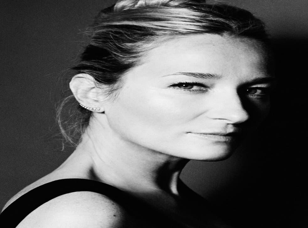 Julie De Libran, creative director of Sonia Rykiel, photographed by David Bailey