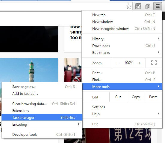 Managing tabs in Google Chrome can double your laptop