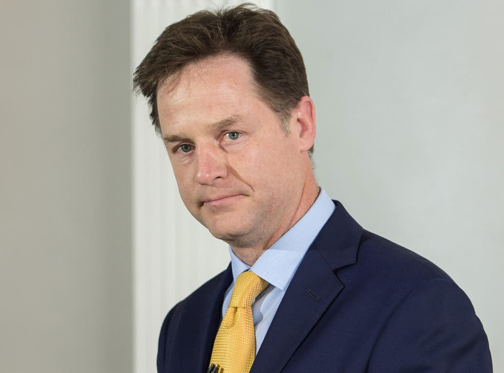 Mr Clegg's failure to repeat the success of his 2010 debate performances was labelled as one of the factors