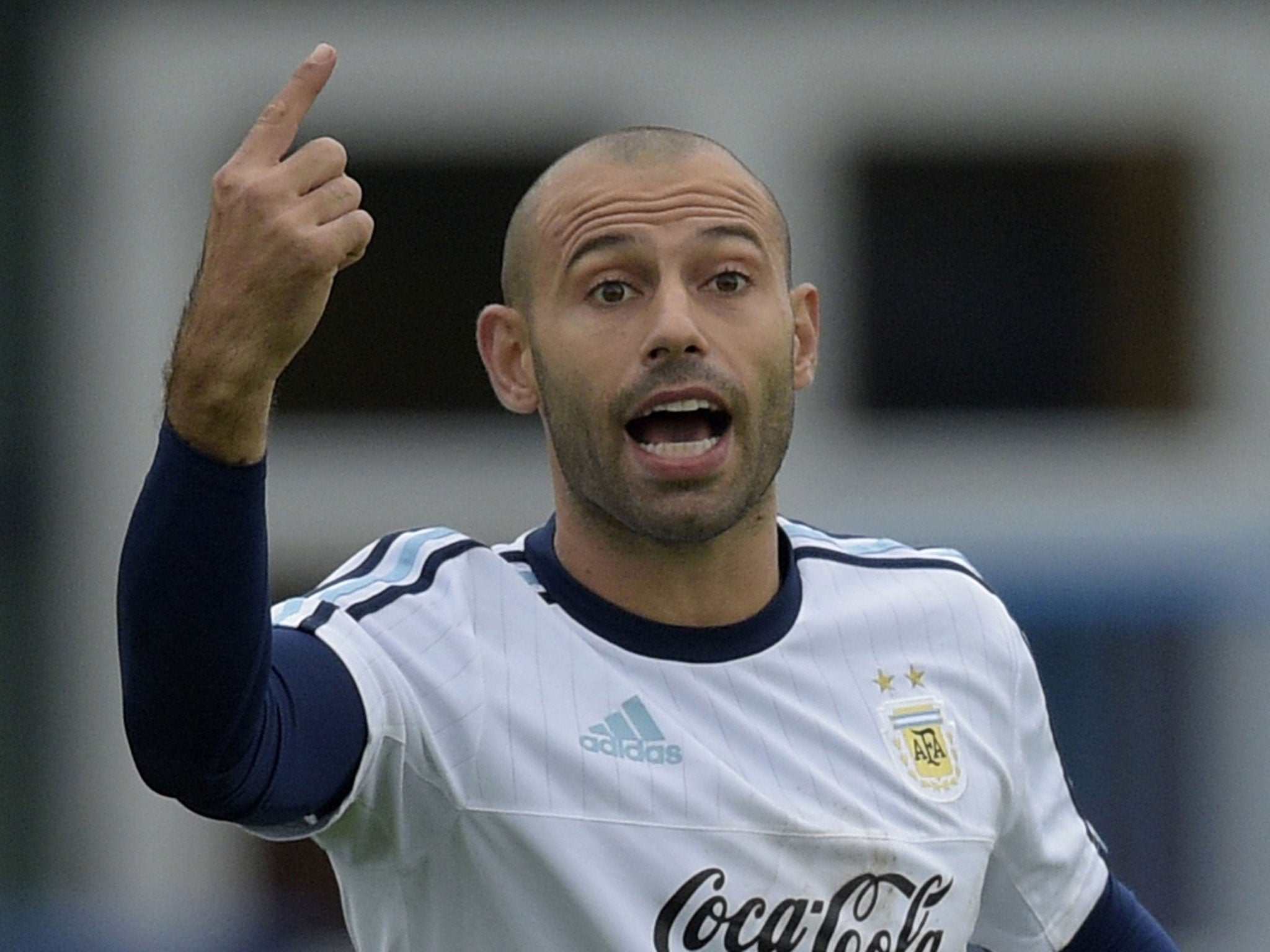Javier Mascherano interview Barcelona defender on what makes the