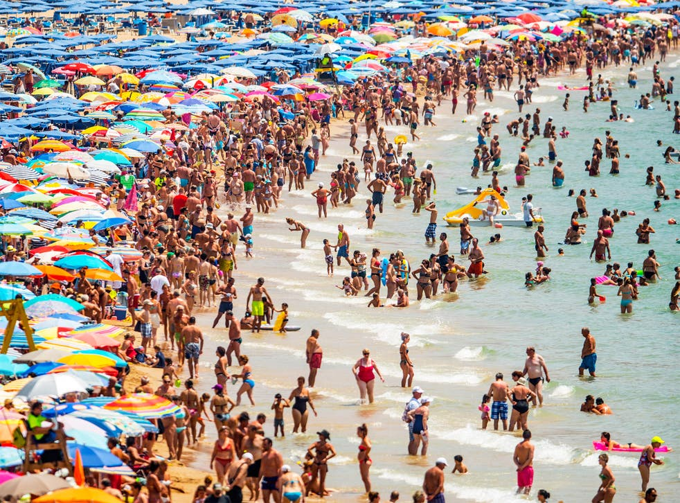 The European Union mandates workers be given four weeks of paid holiday