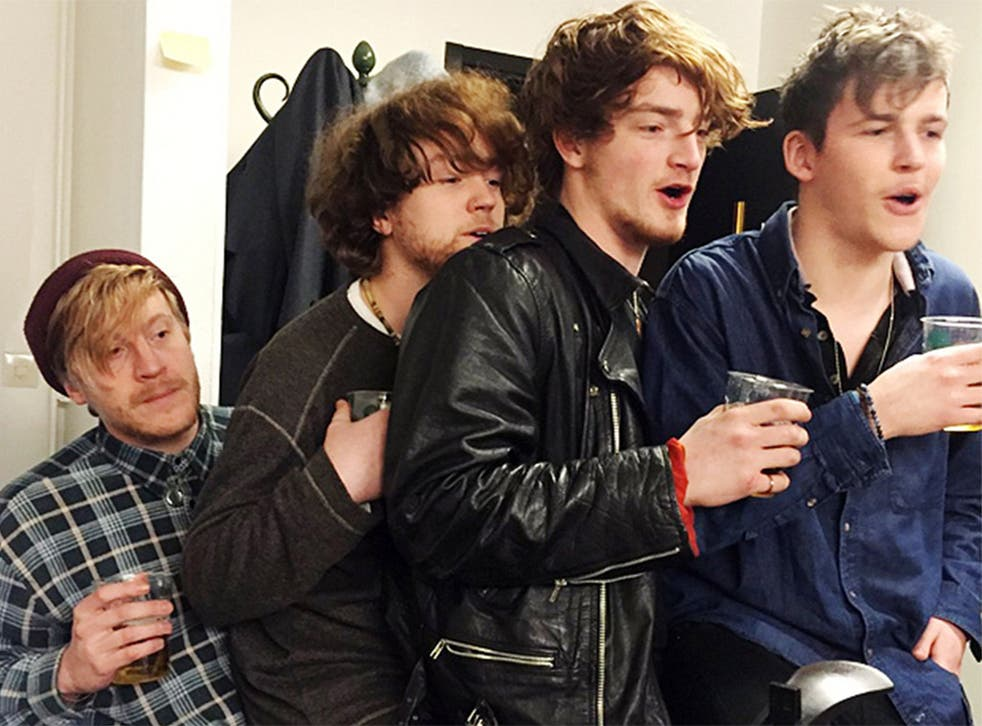 Viola Beach made their official singles chart top 20 debut at number 11