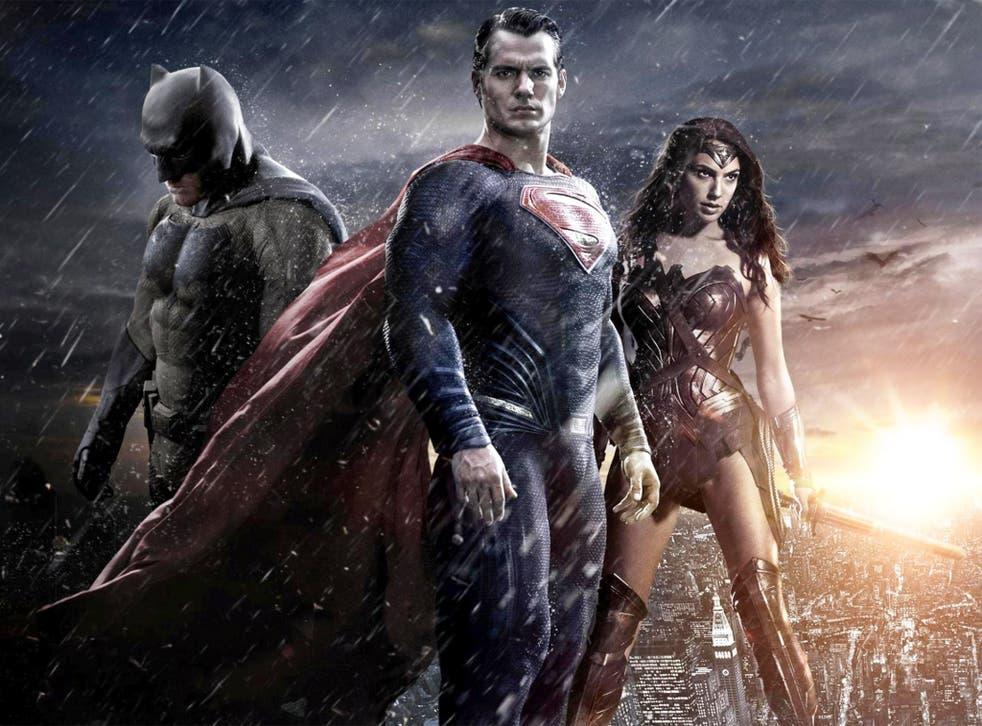 'Batman v Superman: Dawn of Justice' hits cinemas next month