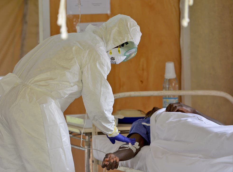 The Ebola outbreak in West Africa was declared over last month