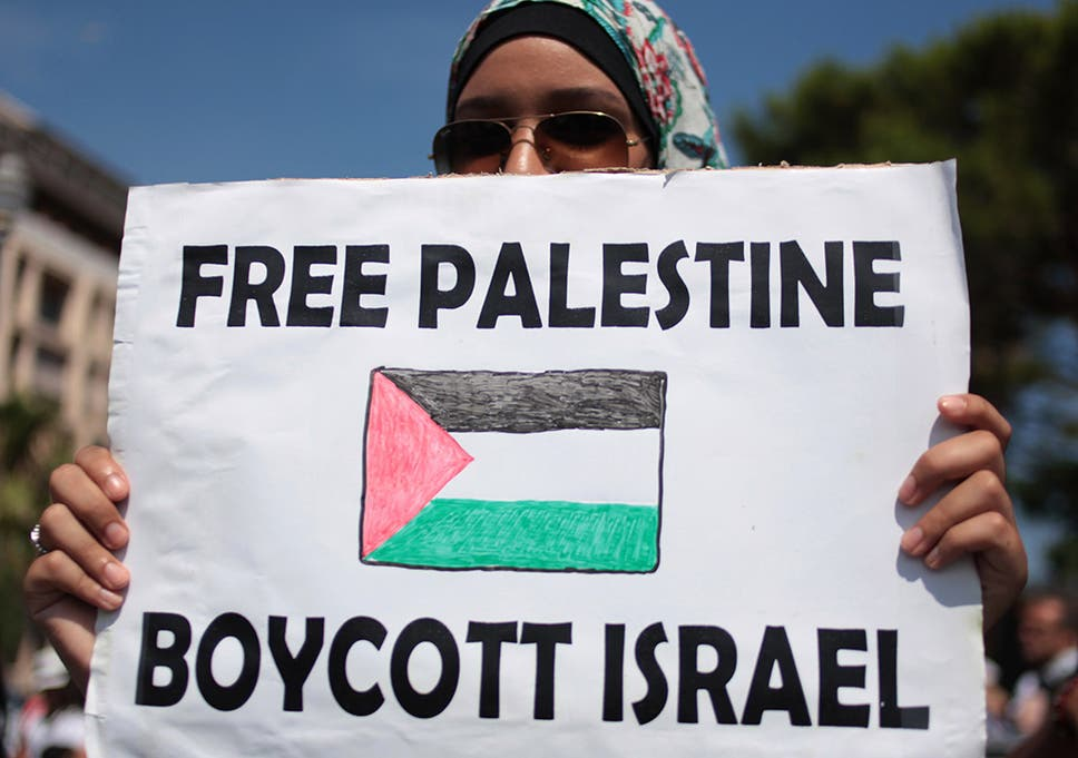 Image result for IMAGES OF Boycott, Divestment and Sanctions movement against Israel