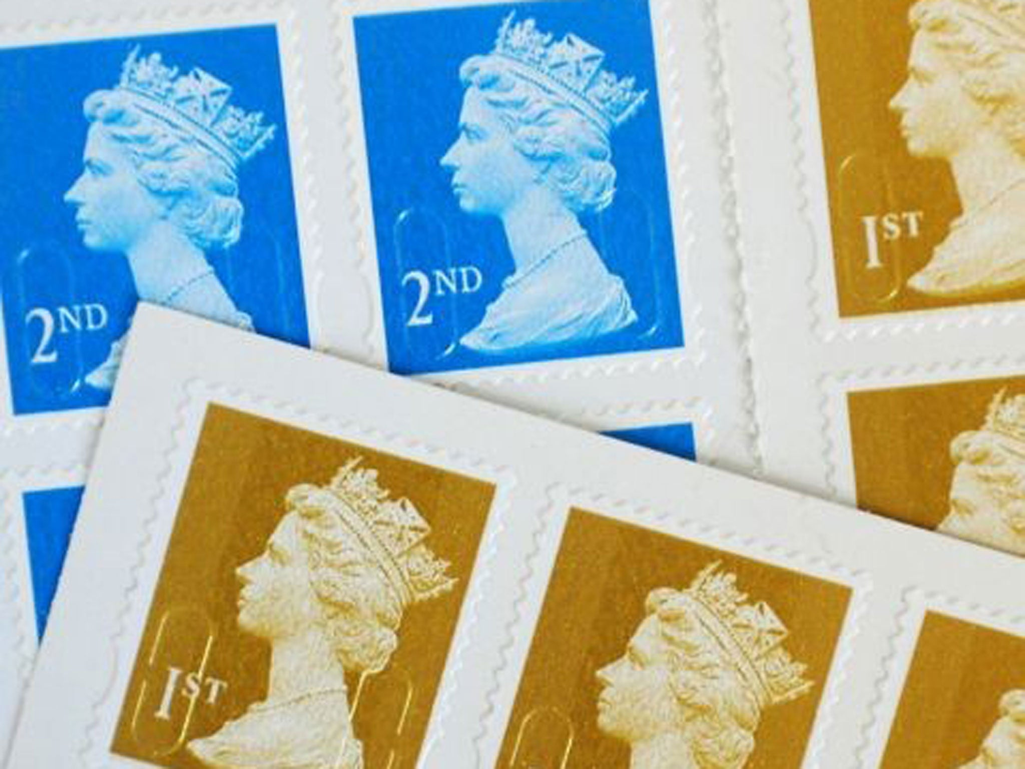 uk first and second class stamp prices to increase in march announces royal mail the independent. Black Bedroom Furniture Sets. Home Design Ideas