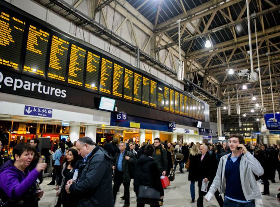 Engineering works during the Christmas period have caused mass inconvenience to many passengers