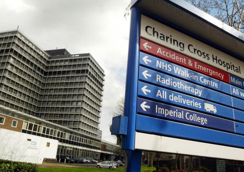 Charing cross hospital sexual health